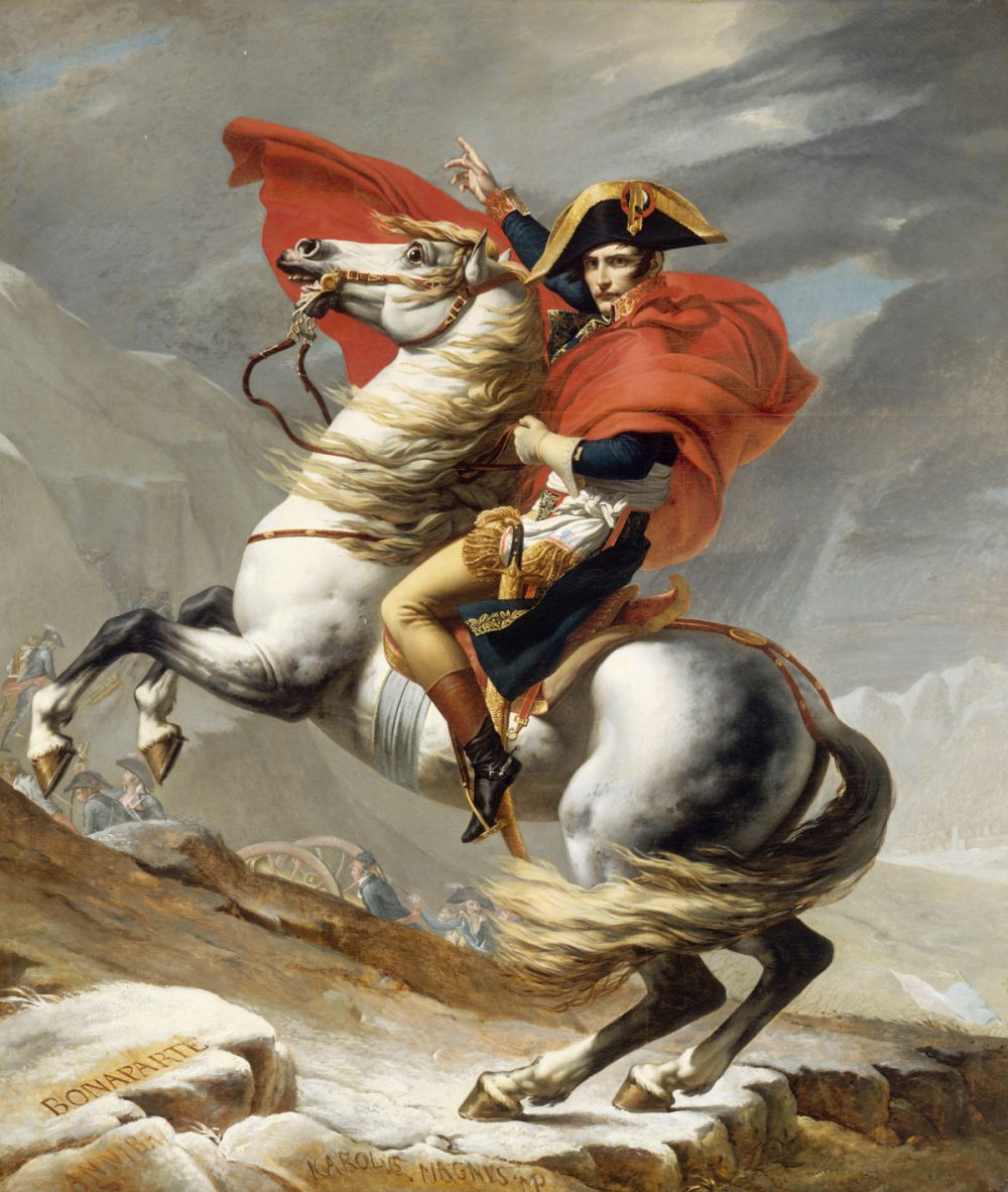 the role of napoleon in the french revolution The early austrian attack surprised the french napoleon himself was still in paris his role in the haitian revolution and decision to reinstate slavery in france.
