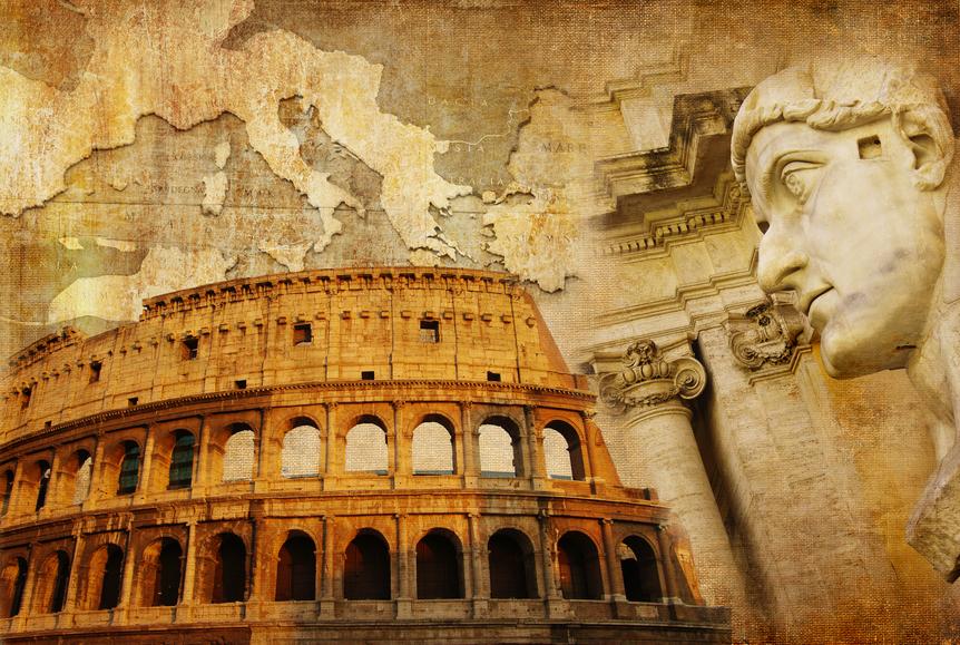 фото рима древнего