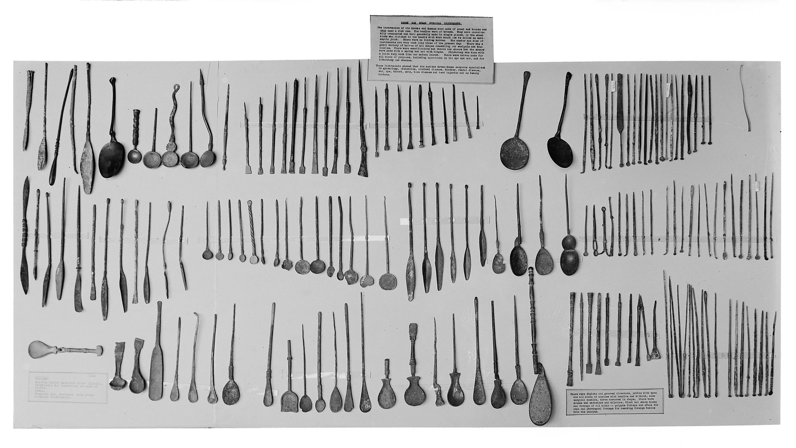 фото хирургические инструменты