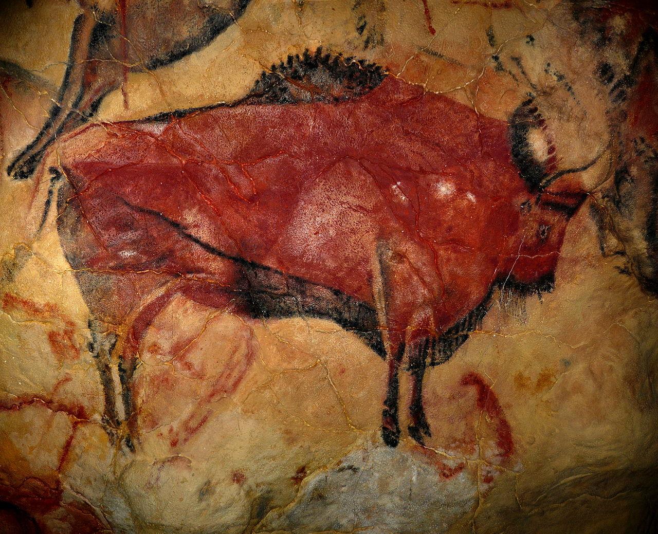 Картинки по запросу самый древний пещерный рисунок