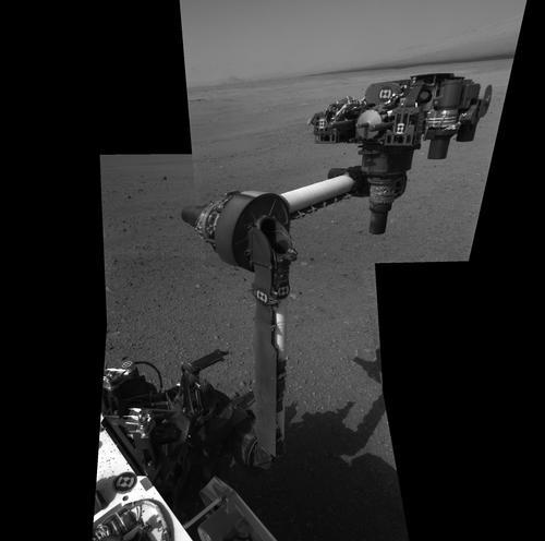 Рука-манипулятор марсохода | NASA
