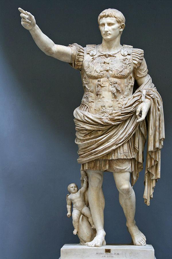Октавиан Август - первый император Рима