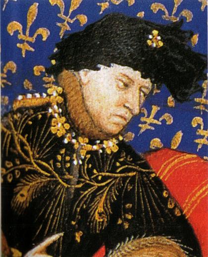Карл VI Безумный