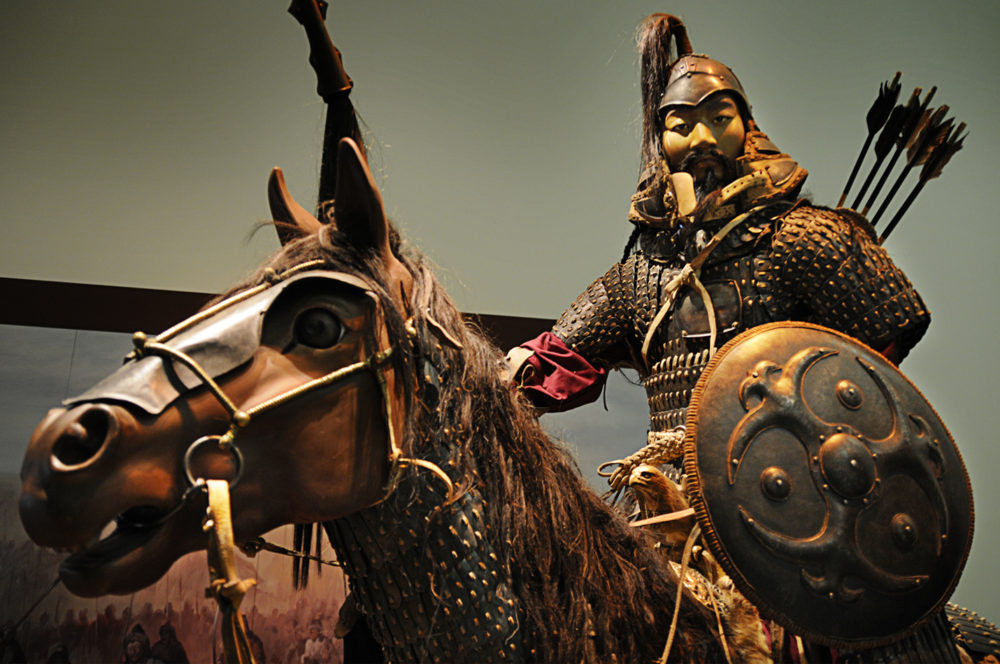 c c mongol influence