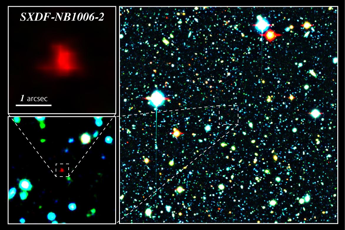 galaxy-sxdf-nb1006-2-color-composit