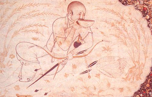 Хулагу - внук Чингис-хана, возглавивший монгольский поход на Багдад