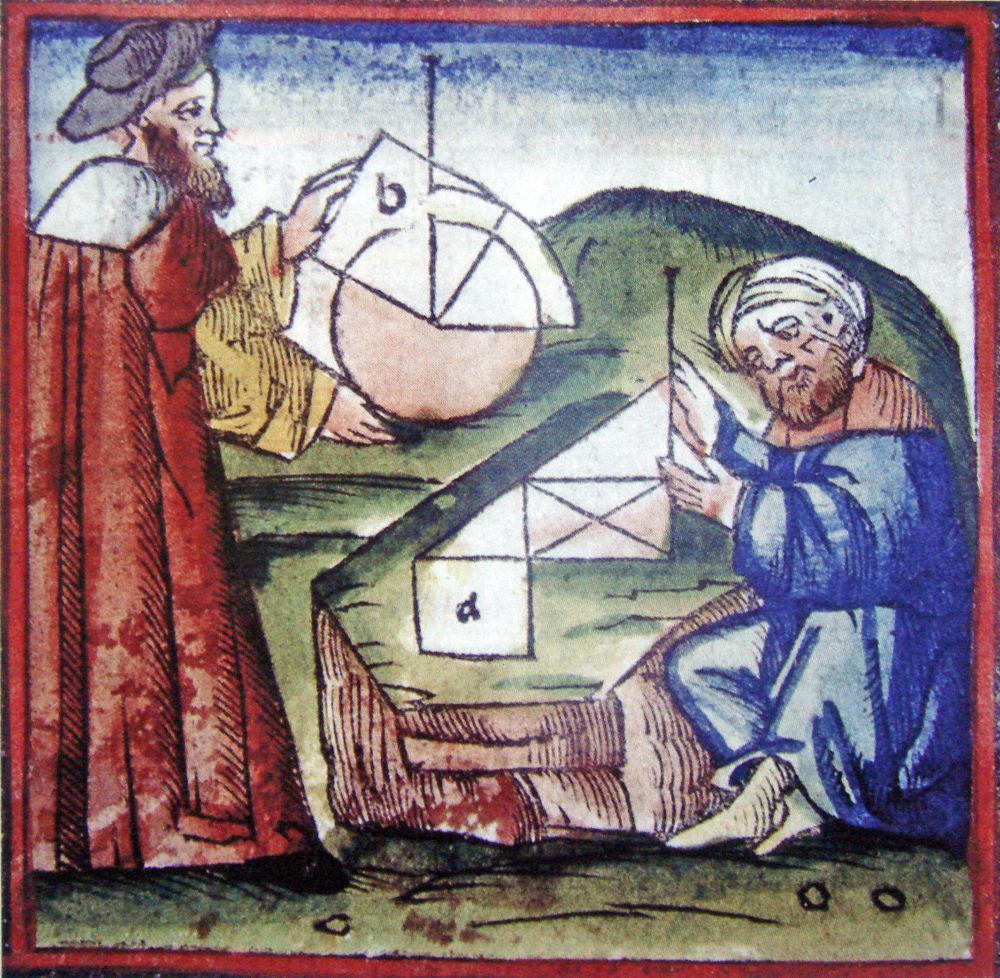 В 12 веке именно мусульманские ученые двигали науку вперед