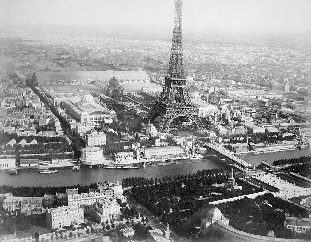 Всемирная выставка в Париже, 1889 год