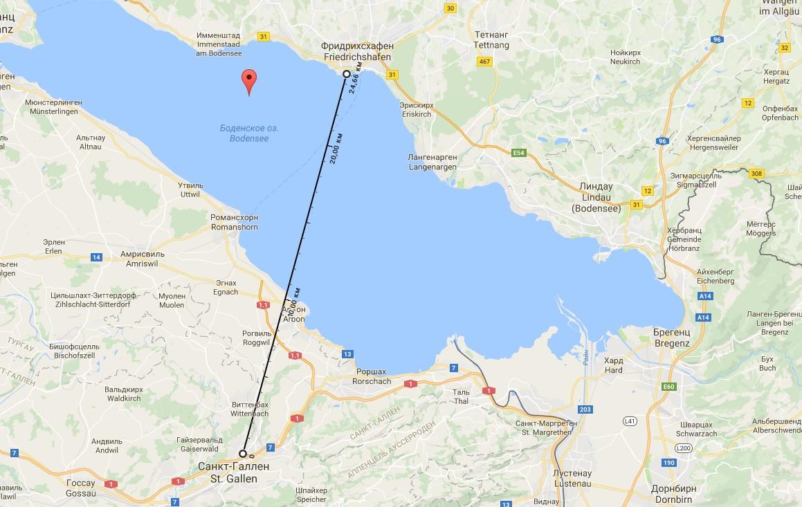 Самый короткий международный авиарейс | google maps