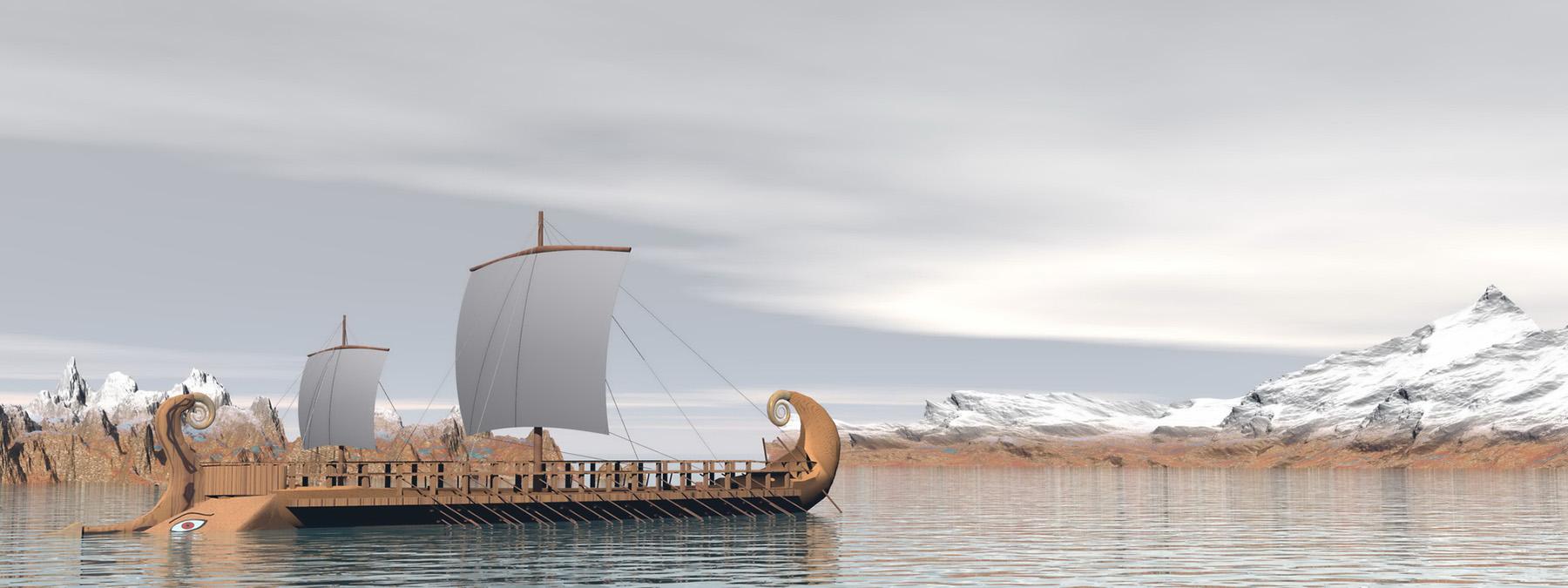 Возможно, Пифей обнаружил Исландию